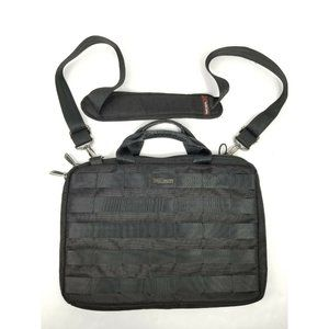 Ativa Mobil IT Laptop Messenger Bag Black Pocket